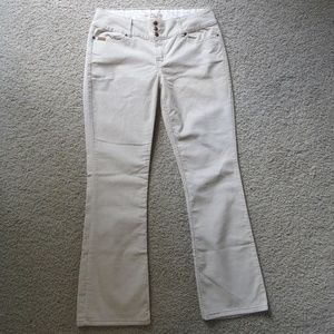 Levi Strauss Signature Corduroy Pants Size 12 NWT
